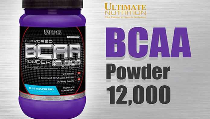 Bcaapowderultimatenutrition